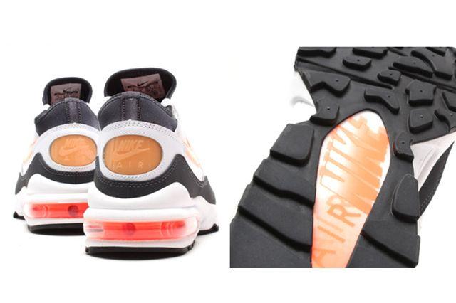 Nike Air Max 93 Black Hyper Crimson 4