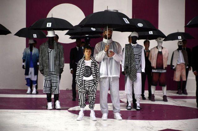 Pigalle Basketball Collection Nike Air Raid 7