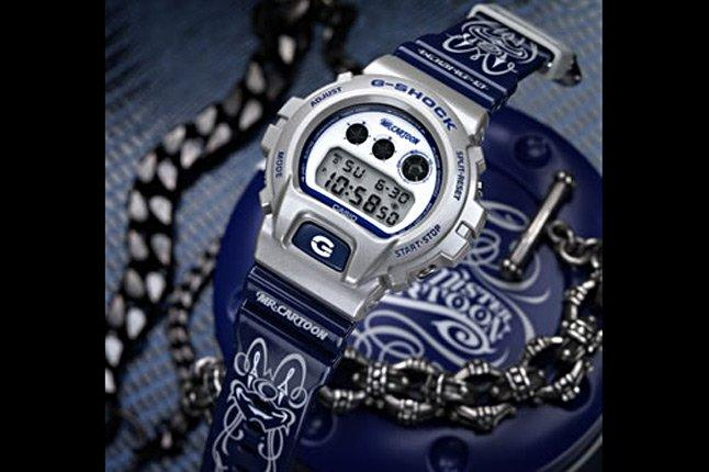 G Shock Mr Cartoon 1