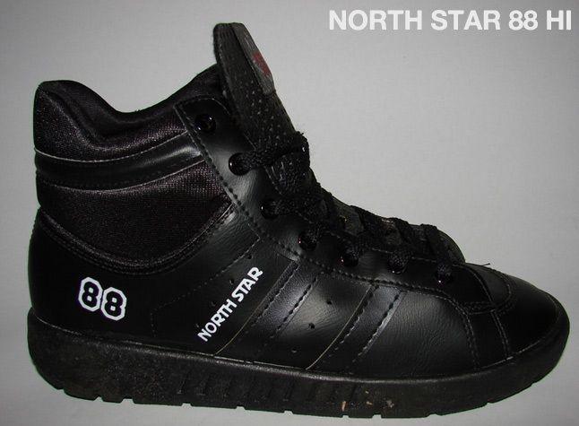 Vintage North Star 88 Hi Black 2