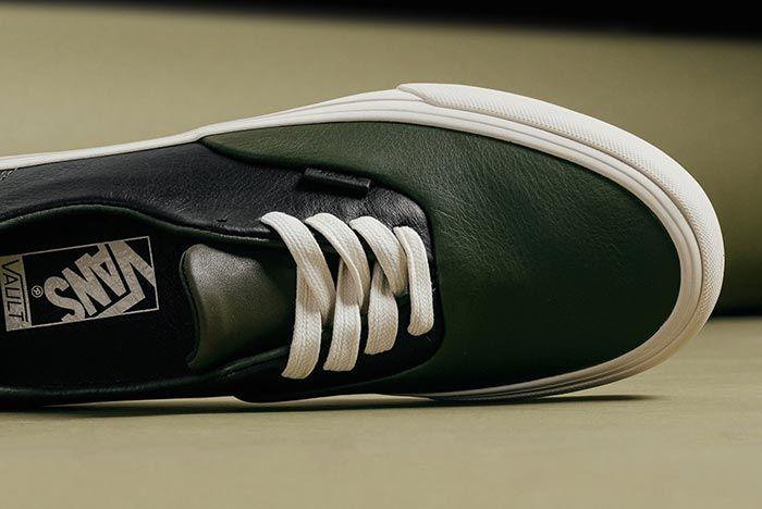 Vans Vault Multi Green Release Date 3