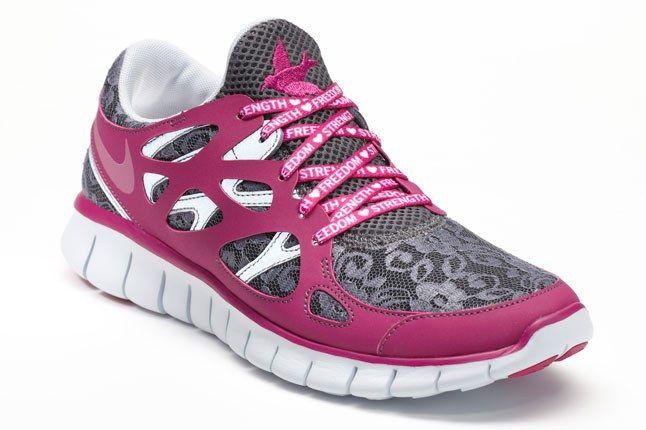 Doernbecher Nike Free Pink 1