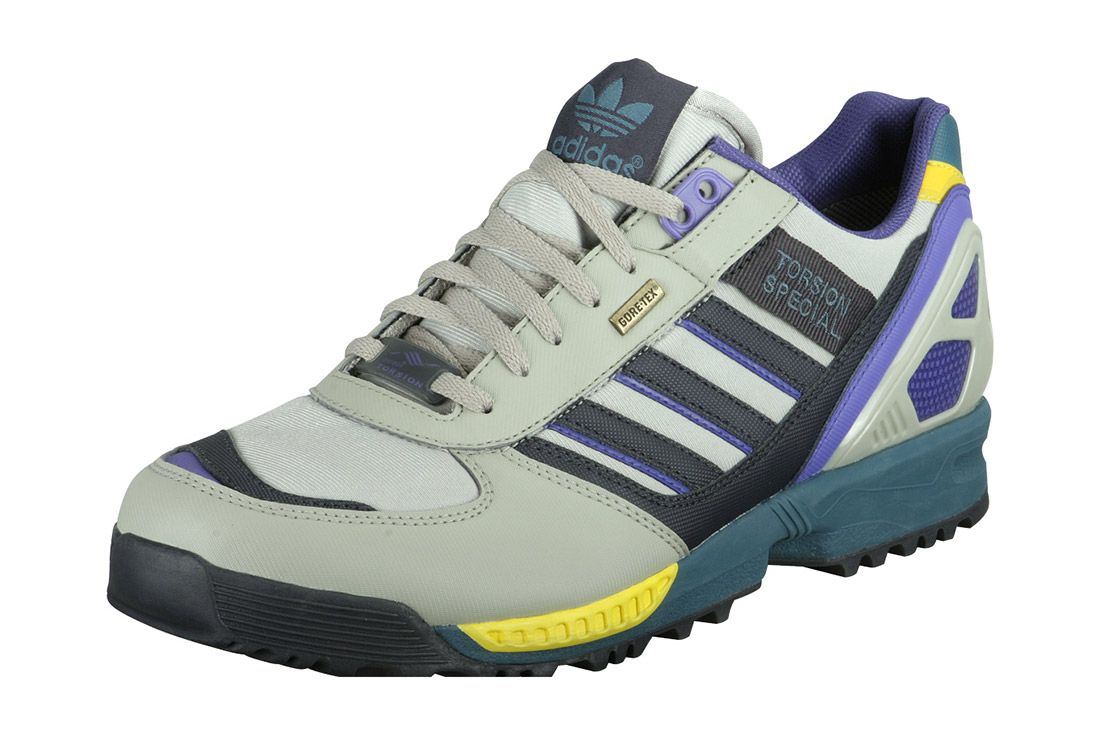 Material Matters The History Of Gore Tex Adidas Torsion