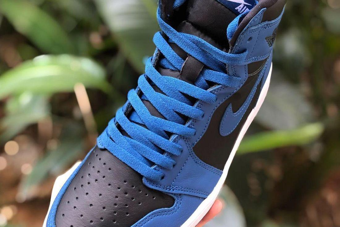 Air Jordan 1 Dark Marina Blue