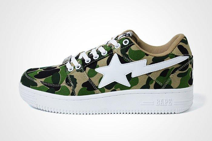 A Bathing Ape Abc Camo Bape Sta Thumb