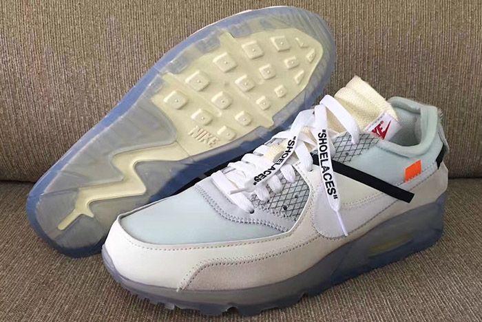 Off White Nike Air Max 90 6