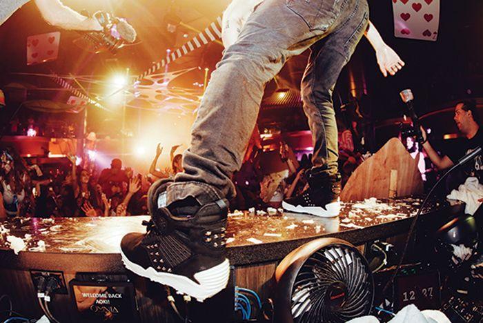 Steve Aoki X Supra Skytop Iv