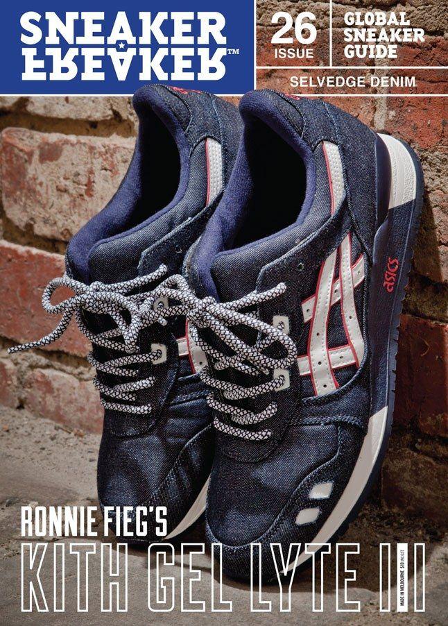 Sneaker Freaker 26 Ronnie Aiscs 1