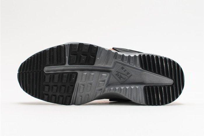 Nike Huarache Utility Carbon Green Bumper 1