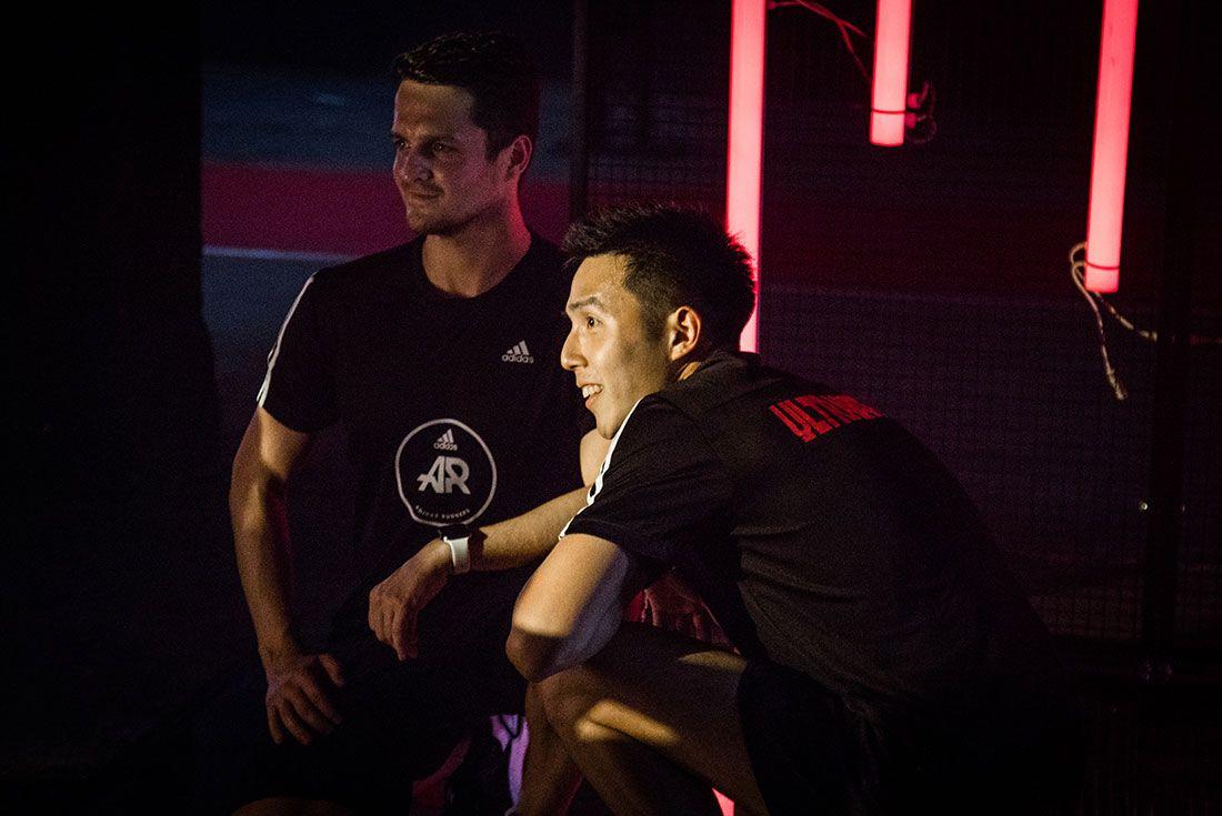 Adidas Ultraboost 19 Launch Rap Squat