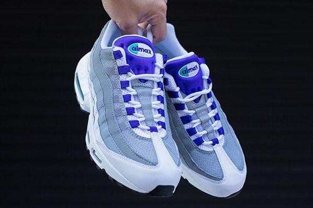 Nike Air Max 95 Grape 2