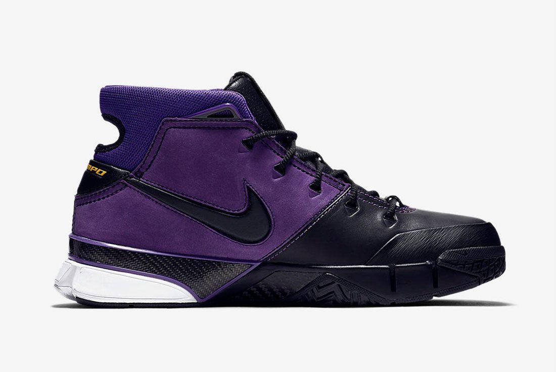 Nike Kobe 1 Protro Varsity Purple6