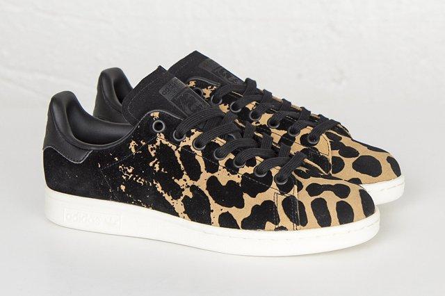 Adidas Stan Smith Leopard Splatter 1