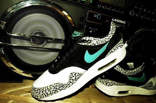 Nike Air Max 87 Crackle 1