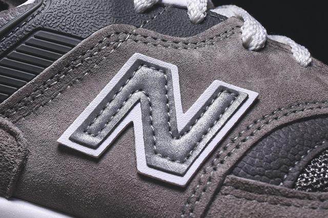 New Balance 997 Og Grey Bumper 2