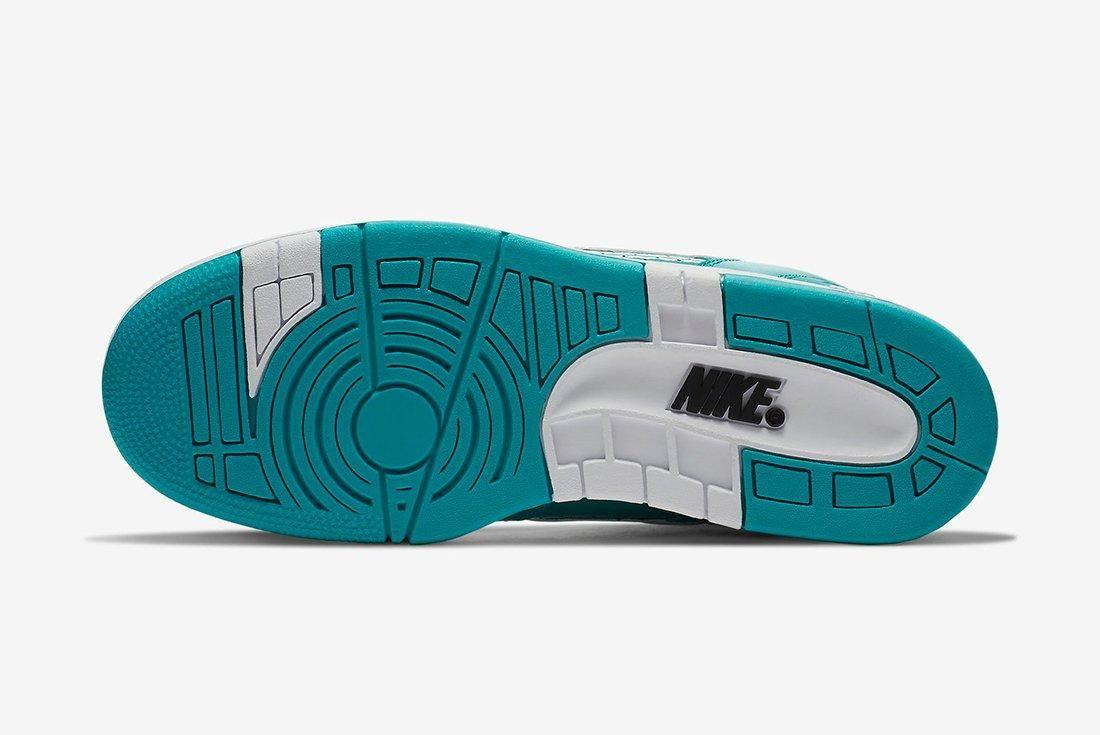 Supreme X Nike Air Force 2 9