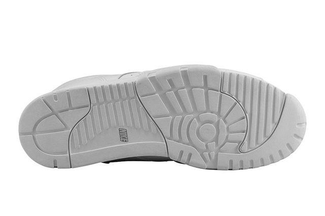 Nike Air Trainer 1 All White 3