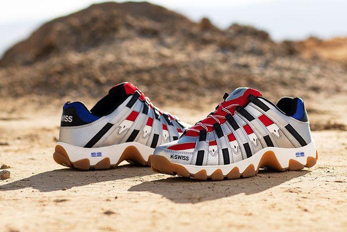 K Swiss Apollo Sneaker Freaker6