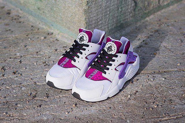 Nike Air Huarache Bright Magenta Purple 7