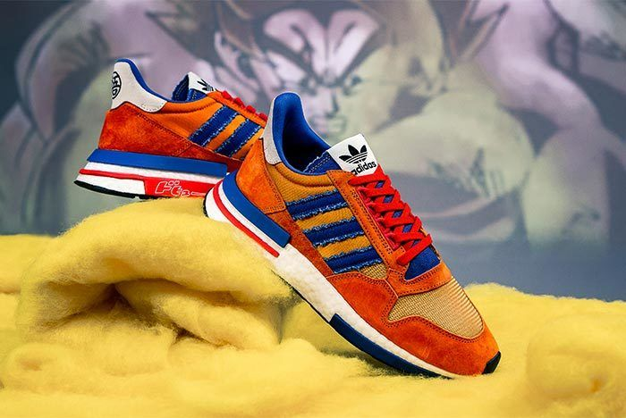 Adidas D97046 Zx500 Dragonball Z Son Goku 4