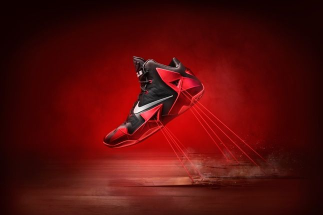 Nike Lebron 11 Away Edition 1