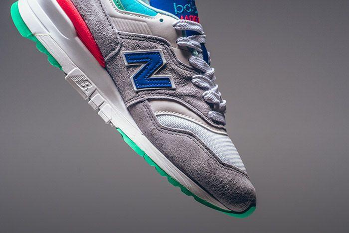 New Balance 997 Coumarin Made In Usa 2