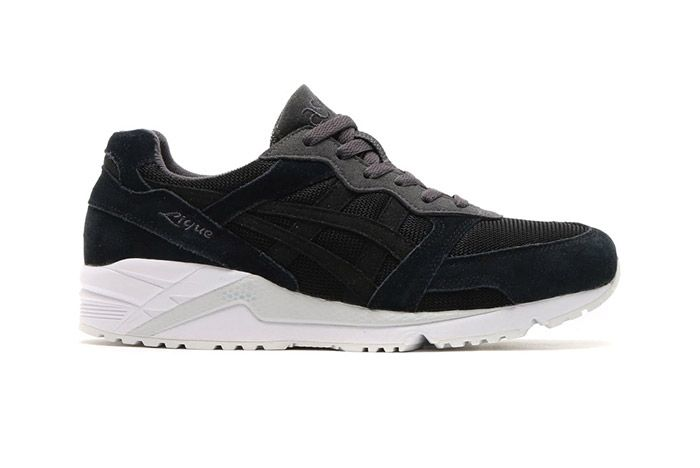 Asics Lique Black 4