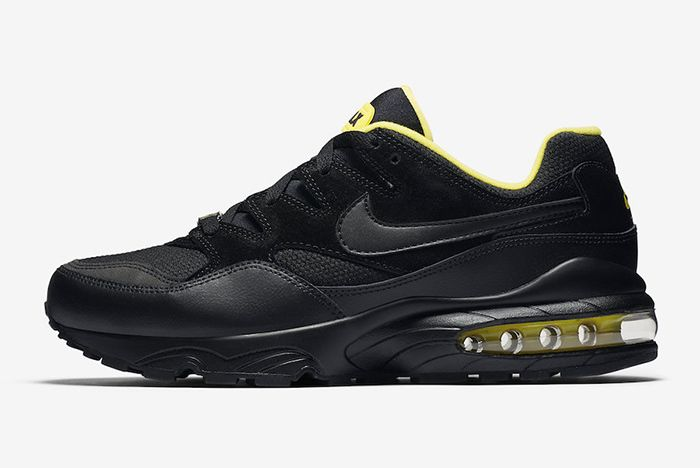 Nike Air Max 94 Black Yellow 1