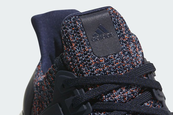 2Adidas Ultra Boost Navy Multicolor Bb6165 Release Date Tongue