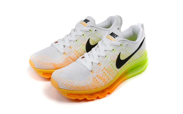 Nike Flyknit Max Summer Colour Collection 4