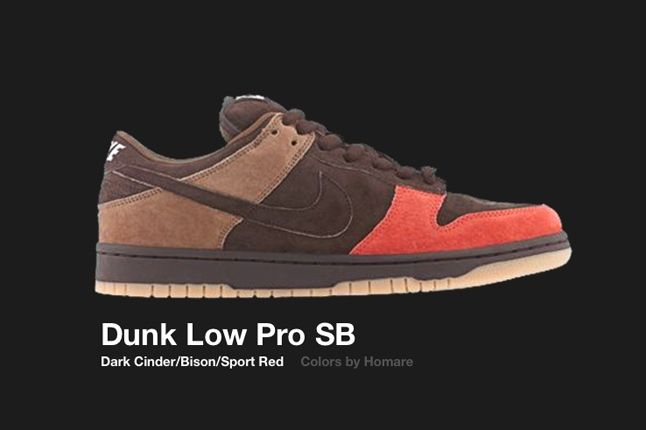 Nike Dunk Sb Low Homare 2003 1
