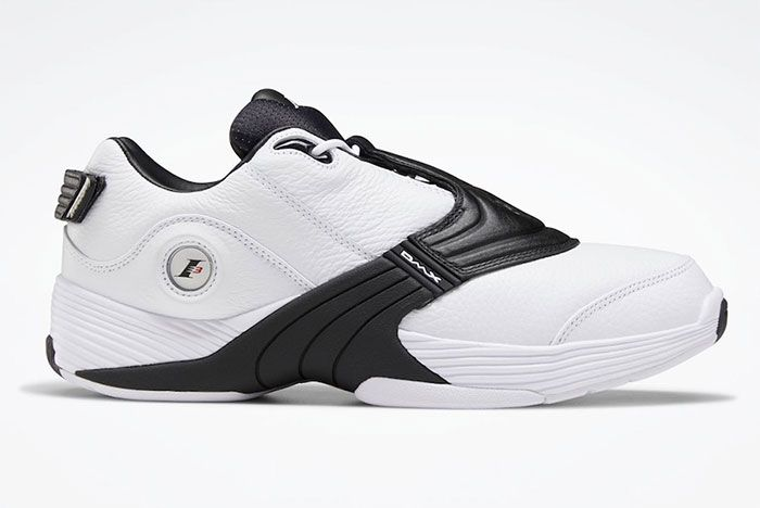 Reebok Answer V 5 Low Ef7601 Lateral