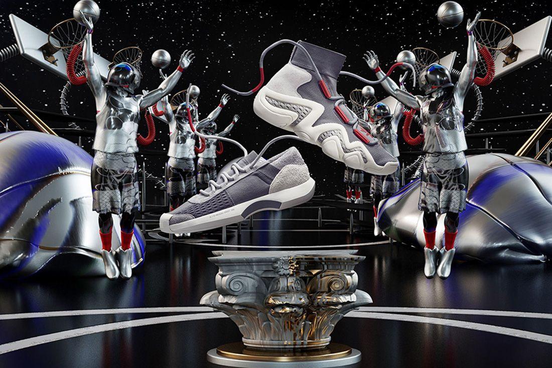 Adidas Ad Crazy Adv Pack Sneaker Freaker 1
