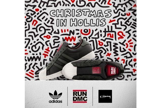 Adidas Superstar Christmas In Hollis