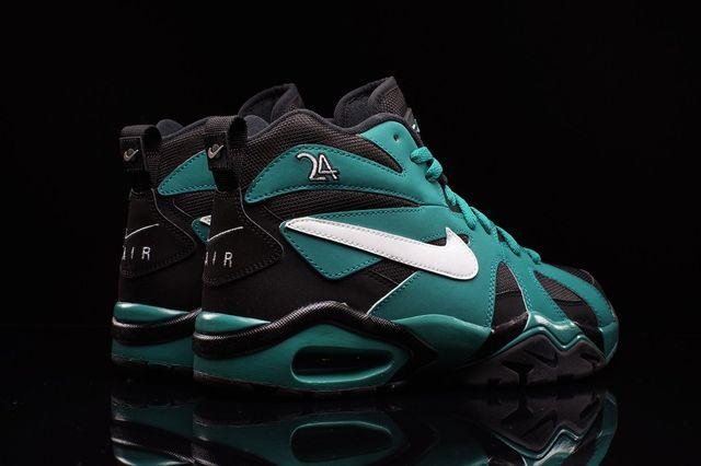 Nike Air Diamond Fury 96 Og Teal 2