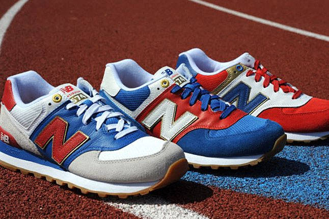 New Balance 574 Olympic Pack 0 1