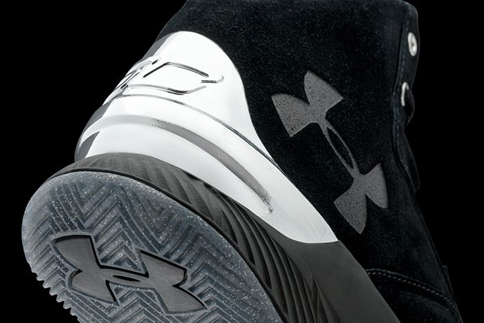 Under Armour Curry Luxe Suede Pack2
