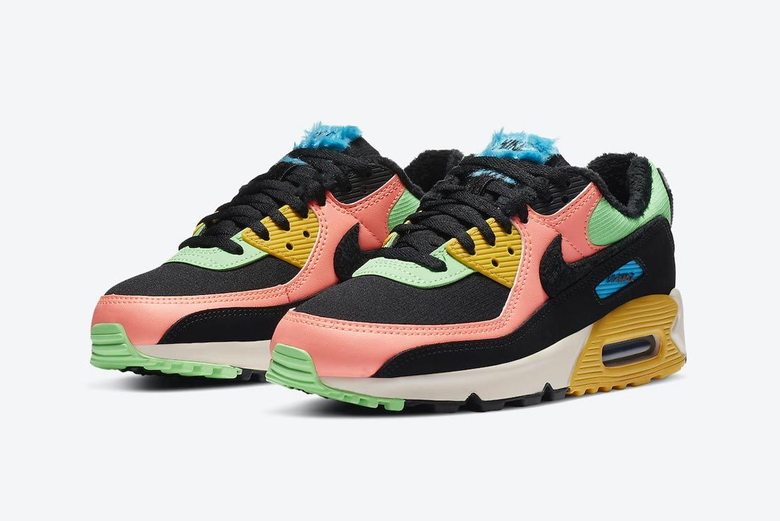 Nike Air Max 90 Multicolour
