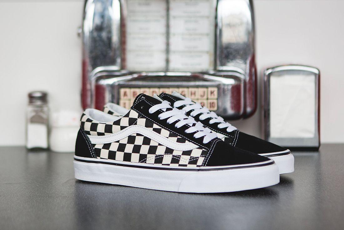 Vans Slip On Checkered Sneaker Freaker 9