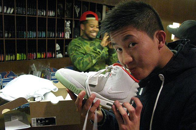 Nike Air Yeezy 1 Sure Store Raffle 30 1