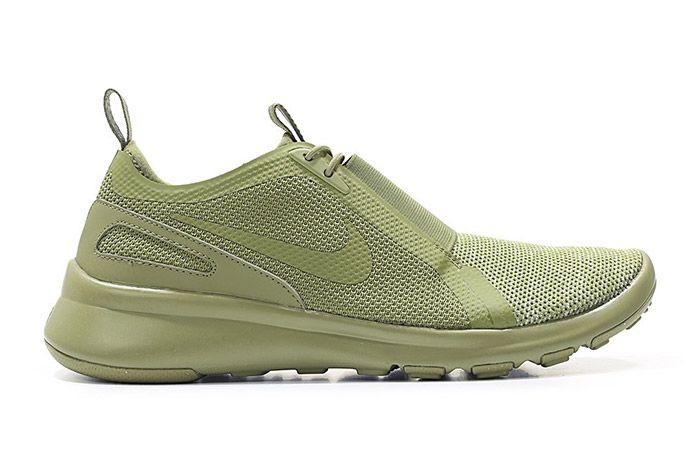 Nike Air Current Slip On Trooper Green 4