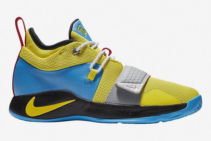 Nike Pg 2 5 Yellow 2