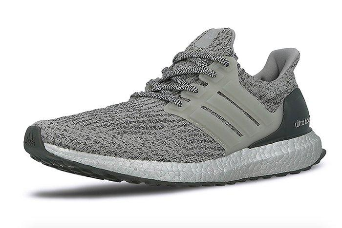 Adidas Ultra Boost Silver Pack 5