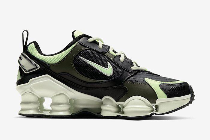 Nike Shox Nova At8046 001 Medial