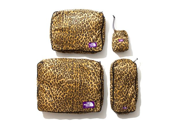The North Face Purple Label Leopard Print Collection 2013 Accessories 1