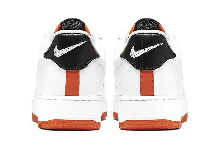 Nike Air Force 1 Ny Vs Ny Streetball Pack Release Information Heel