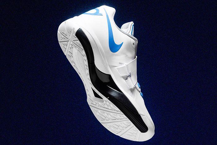 Nike Kd 4 Thunderstruck Aq5103 100 5 Sneaker Freaker