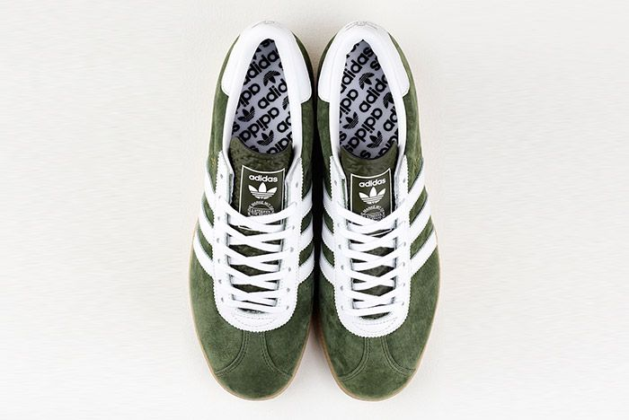 Adidas Athen Forest Green 1