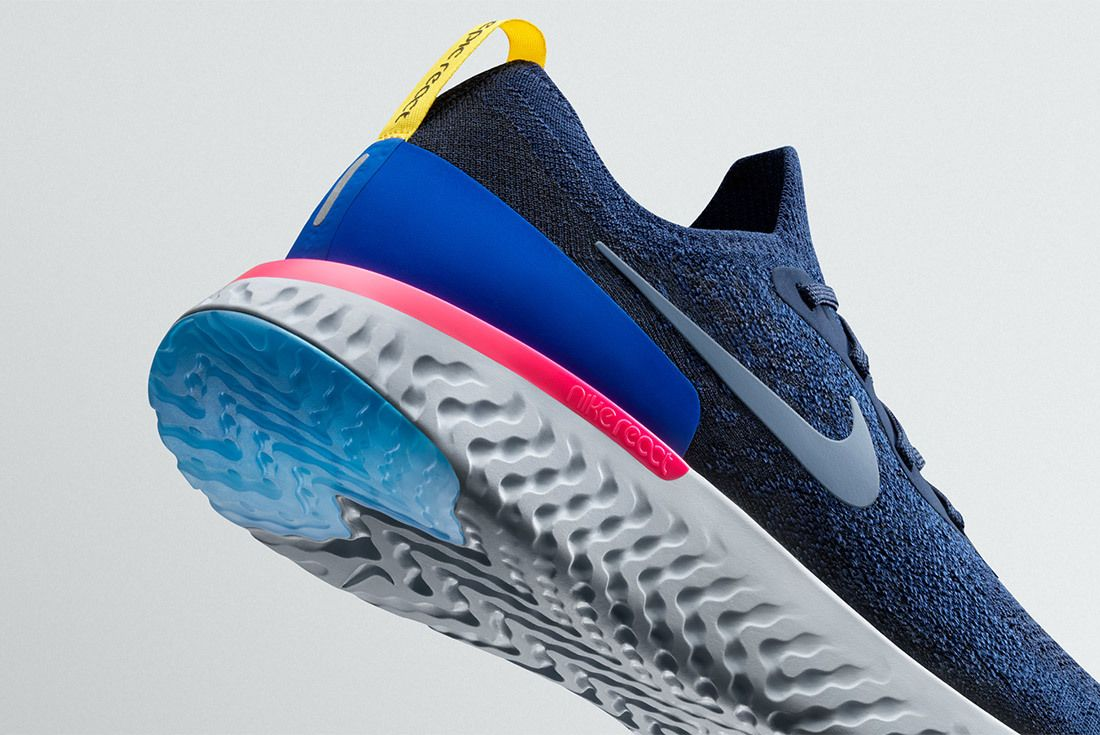 Nike Rn React Product Blu Detail2 76596 Sneaker Freaker