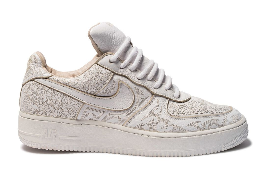 The Chicks With Kicks Sneaker Freaker Interview Nike Air Force 1 Mark Smith Laser Sandy Bodecker